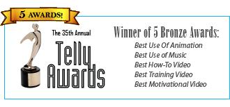 HR Avatar Wins Telly Award