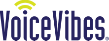 VoiceVibes Inc. Logo