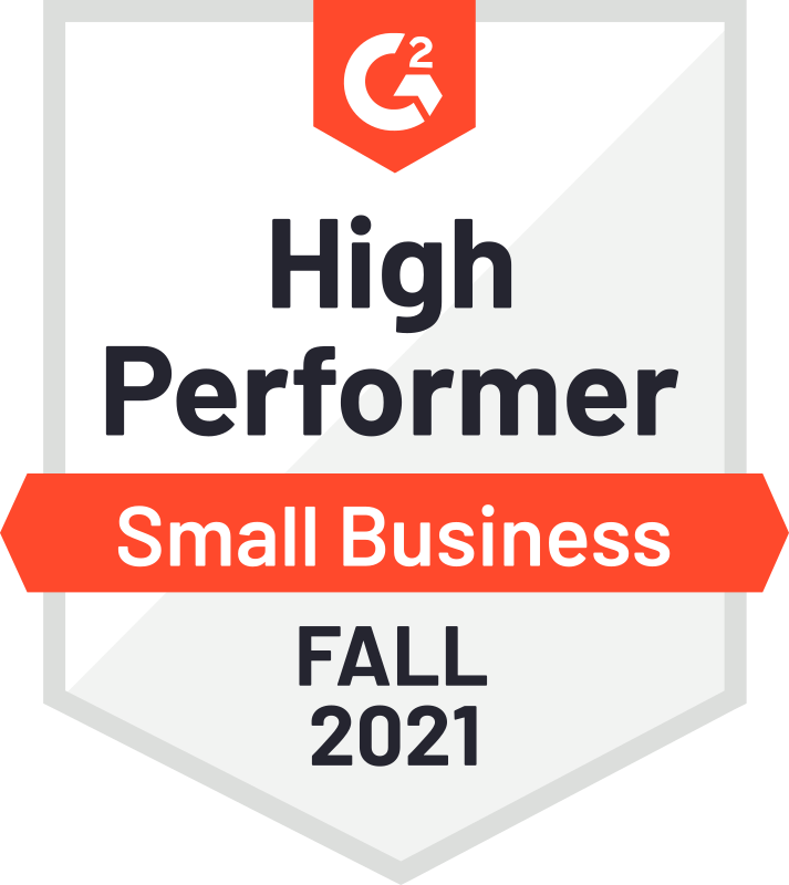 G2 High Performer Small-Business