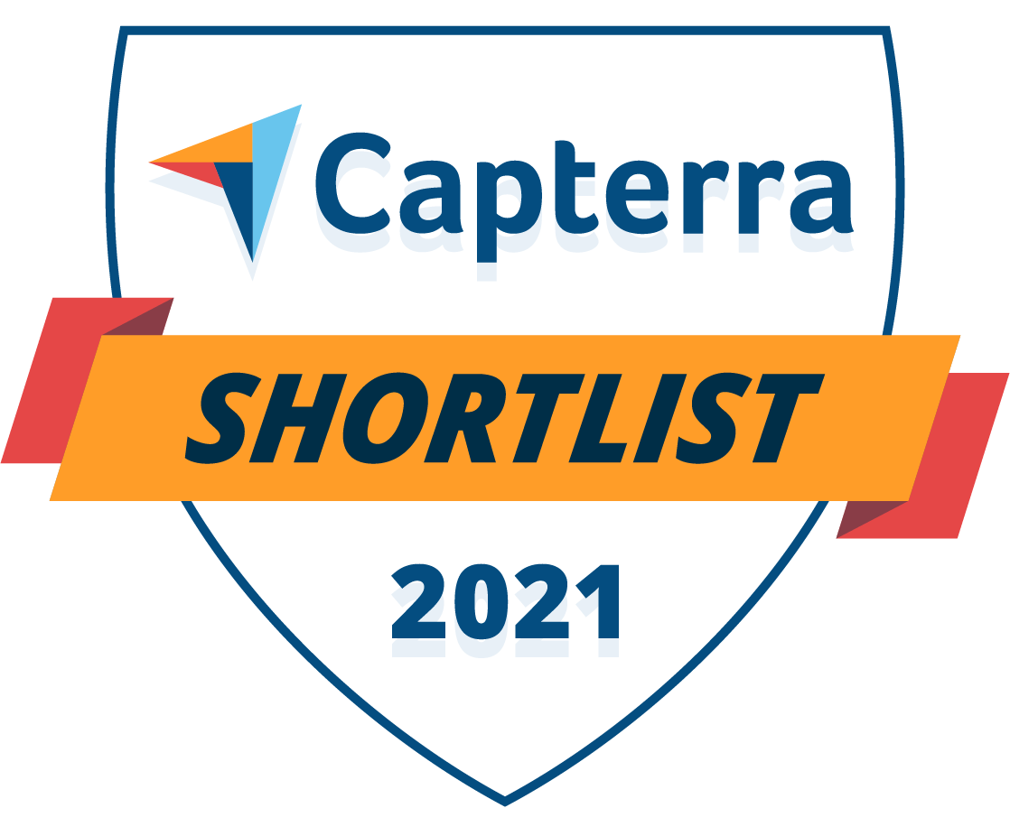 HR Avatar added to the Capterra Shortlist Report for Pre-employment Testing