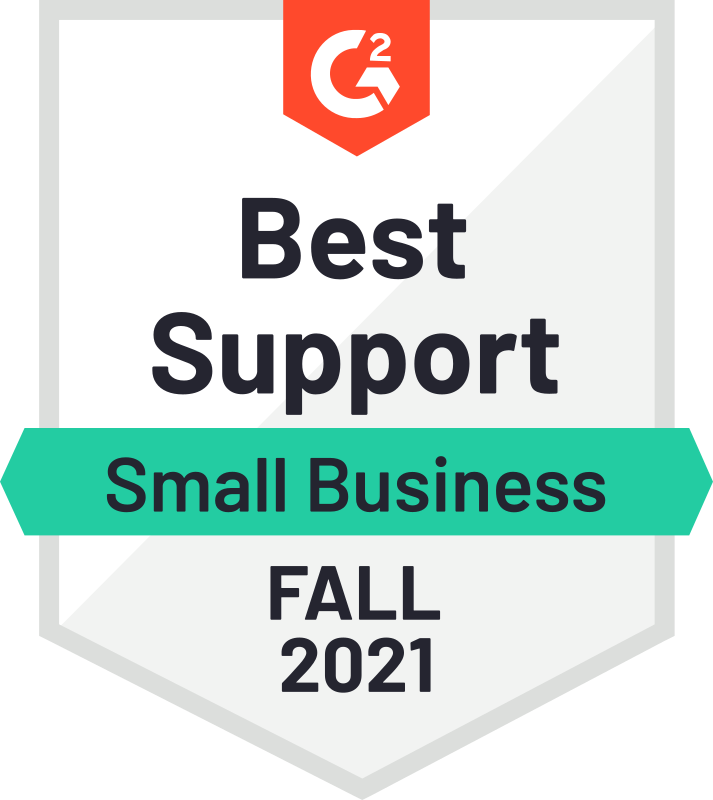 HR Avatar awarded Best Support Small-Business and High Performer Small-Business on G2
