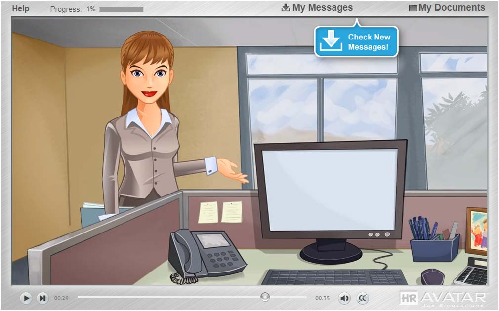 HR Avatar Test - Airline Pilot, Copilot, or Flight Engineer